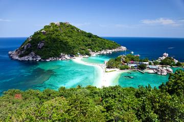 3-tägige Segeltour: Ko Samui nach Koh Tao