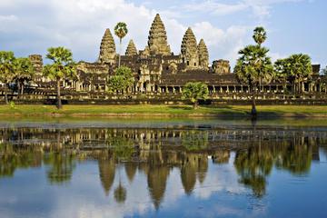 3-Tagestour Siem Reap: Angkor Wat, Ta Prohm, Bayon und Tonle Sap