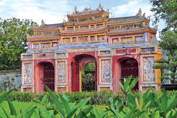 4-Day Hue to Hoi An Adventure Tour: Imperial Palace, River Cruise...