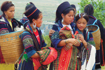 4-Night Sapa and Hill Tribes Trek from Hanoi