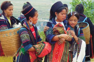 4-Night Sapa and Hill Tribes Trek from Hanoi