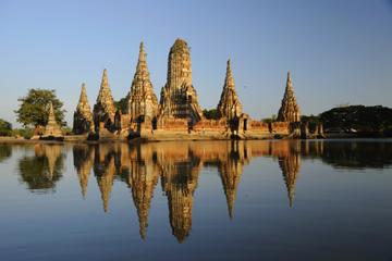 Excursión al río Kwai de 3 días desde Bangkok: Ayutthaya...
