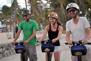 Miami-Segway-Tour bei Sonnenuntergang