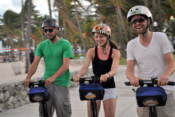 Miami Sunrise or Sunset Segway Tour