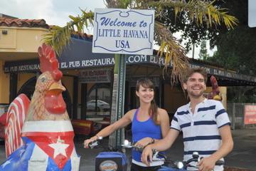 Recorrido gastronómico y en bicicleta por Little Havana