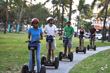 Visite de Miami en Segway