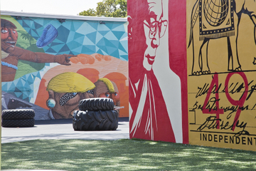 Excursão de Arte em Miami: Design District, Midtown e Wynwood
