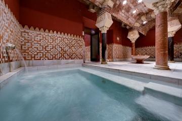 Expérience des bains arabes au hammam Al Ándalus de Cordoue