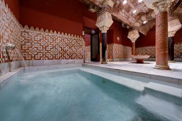 Experiencia de baños árabes en Hammam Al Ándalus de Córdoba