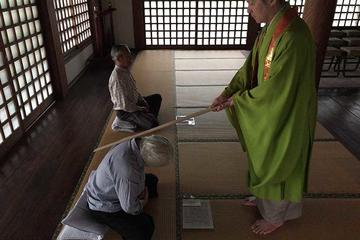 Authentic Zen Experience at Gionji Temple in Chofu, Tokyo