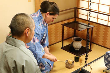 Private Japanese Tea Ceremony Experience at Gionji Temple in Tokyo