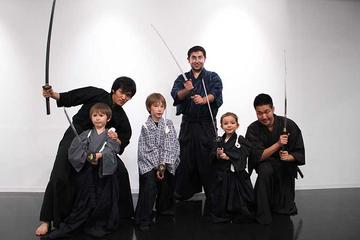 Samurai Sword Fighting Experience in Tokyo