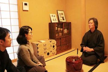 Tea Ceremony Experience Guided by English Speaking Instructor in Tokyo