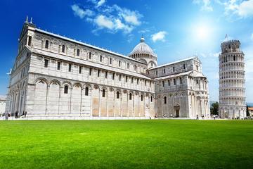 トスカーナ観光:フィレンツェからピサ、サン ジ…
