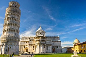 ピサの斜塔とルッカ:フィレンツェ発のガイド付き…