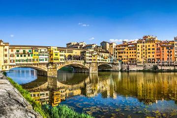 フィレンツェの壮大なパノラマに触れるツアー