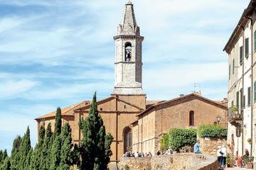 Enograstronomic Tour of Montalcino Pienza and Montepulciano from Pisa