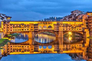 Evening Tour of Florence with Visit to Piazzale Michelangelo and...