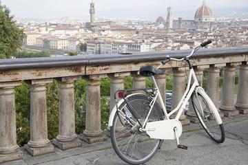 Excursão de bicicleta por Florença