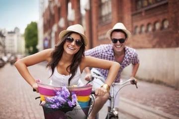 Excursão de bicicleta por Siena