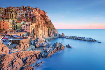 Excursão de dia inteiro a Cinque Terre saindo de Montecatini