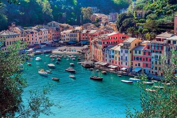 Excursão de dia inteiro de Portofino e San Fruttuoso saindo de Pisa