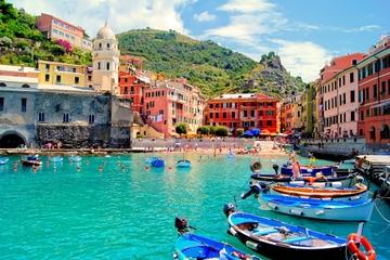 Excursão de um dia a Cinque Terre com saída de Siena