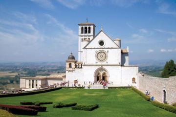 Excursion d'une journée à Assise et Cortona au départ de Sienne