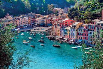 Excursion d'une journée à Portofino et San Fruttuoso au départ de...
