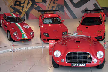 Ferrari Museum Tour with Lunch from...