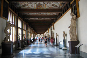 Florence Day Trip from Pisa Including Skip-the-Line Uffizi Gallery...