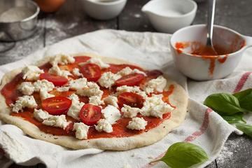 Florence Pizza and Gelato Cooking Class from Montecatini