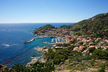 Giglio and Giannutri Islands Day Trip from Siena