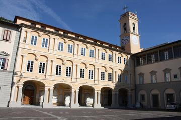 The Sanctuary of Madonna di Montenero in Livorno