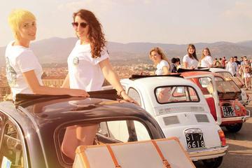 Tour di mezza giornata alla guida di una Fiat 500 d'epoca con