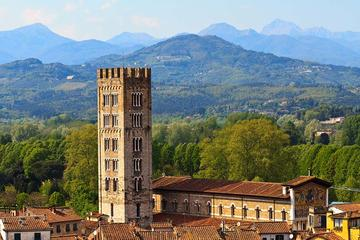 Tour giornaliero a Lucca e Pisa