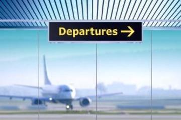 Traslado particular de partida: do hotel em Siena ao Aeroporto de...