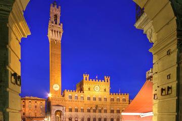 Viagem de um dia de Florença para Pisa, San Gimignano e Siena com...