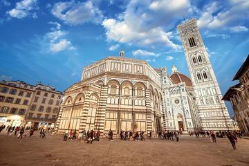 Visite guidée à pied dans Florence et...
