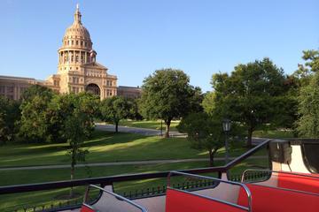 Excursión en autobús con paradas libres por Austin