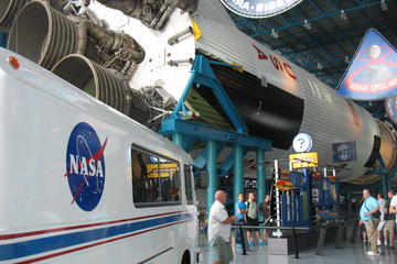 Day Trip NASA's Space Center Houston and City Sightseeing Tour near Houston, Texas