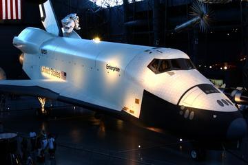 Tour turístico por el Centro Espacial de la NASA en y por la ciudad