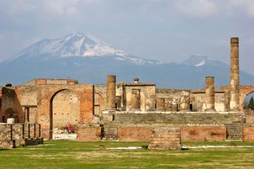 Excursão por Pompeia e pela cidade de Nápoles