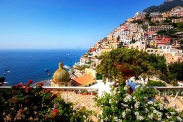 Excursion d'une journée à Pompéi et sur la côte amalfitaine, au...