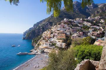 Excursion d'une journée à Sorrento, Positano et Amalfi au départ de...