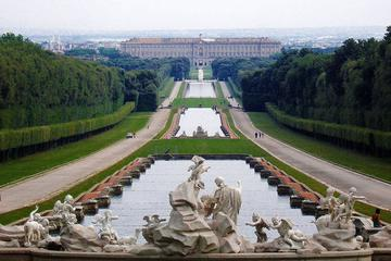 Round-Trip McArthurglen Outlet and Caserta Royal Palace Shuttle Service from Naples and Caserta