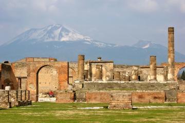 Visita a Pompeya y Nápoles