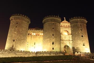 Visite nocturne de Naples avec dîner-pizza