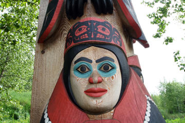 Anchorage City Tour with Optional Alaska Native Heritage Center...