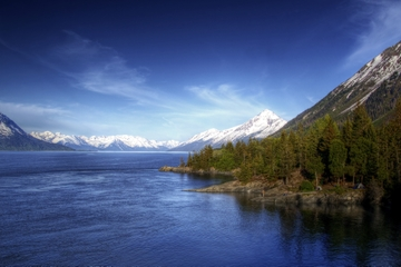 Recorrido por la autopista Seward desde Anchorage: Turnagain Arm...